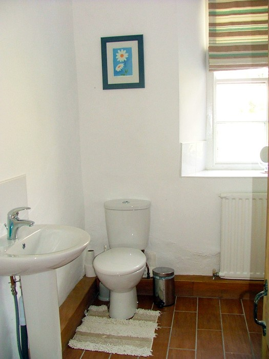 6. cottage suite - bath and shower room